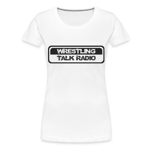 WTR Logo - Frauen Premium T-Shirt