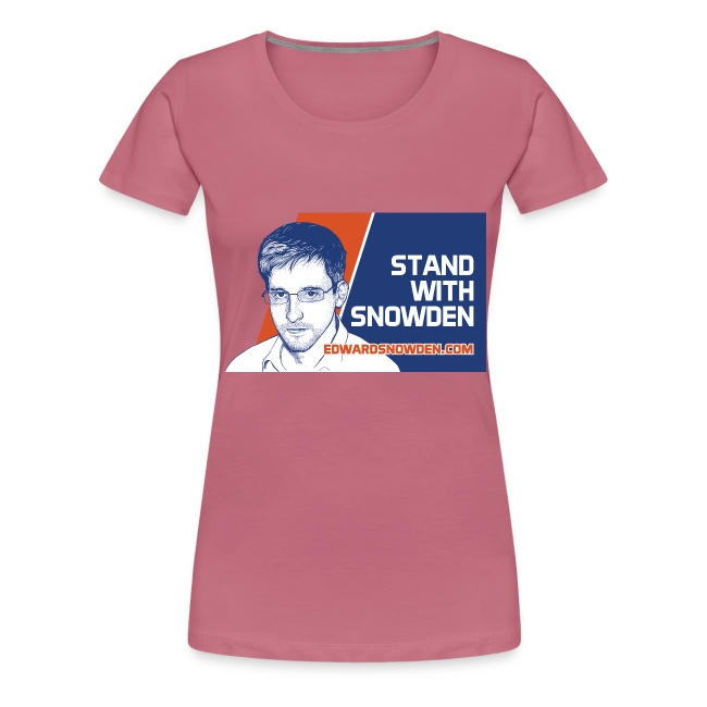 Stand With Snowden
