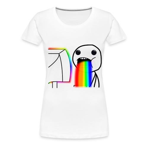 GhjDHXX png - Vrouwen Premium T-shirt