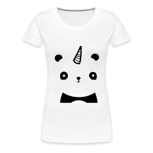 Pandacorne - T-shirt Premium Femme