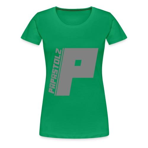 P wie Papa - Frauen Premium T-Shirt