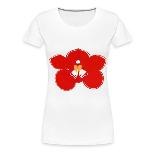CyntiaC_logo - Camiseta premium mujer