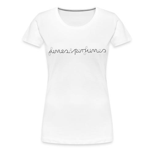 LogoParkhaus2 - Frauen Premium T-Shirt