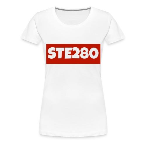 Women's Ste280 T-Shirt - Women's Premium T-Shirt