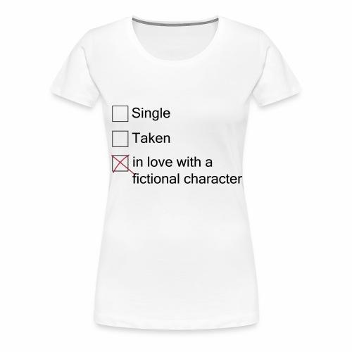 situation amoureuse - T-shirt Premium Femme