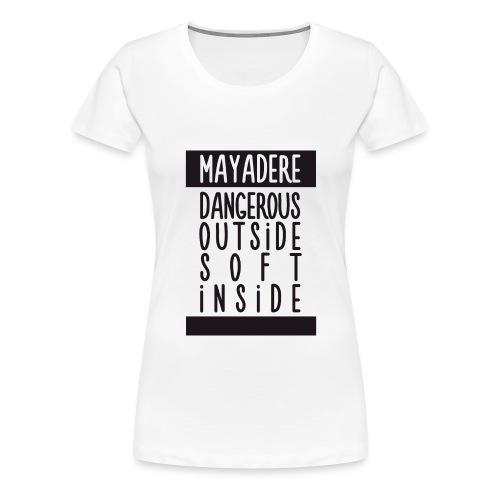 Mayadere manga - Women's Premium T-Shirt