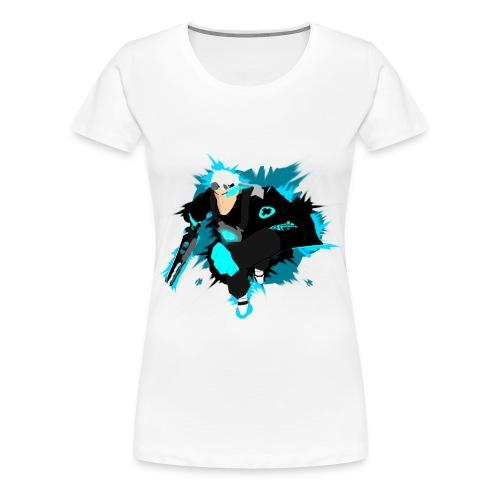 Meem version homme - T-shirt Premium Femme