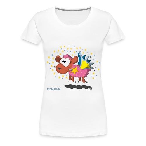 Feenschaf - Frauen Premium T-Shirt