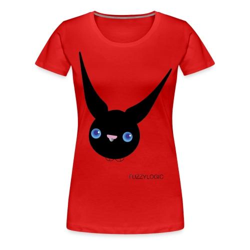 BlackBunny - Frauen Premium T-Shirt