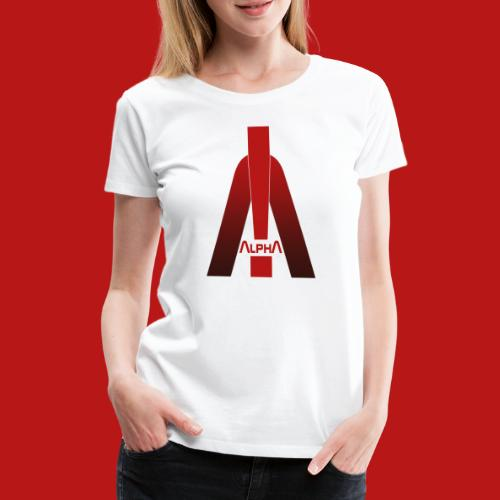 ALPHA - Winner wins! - Frauen Premium T-Shirt