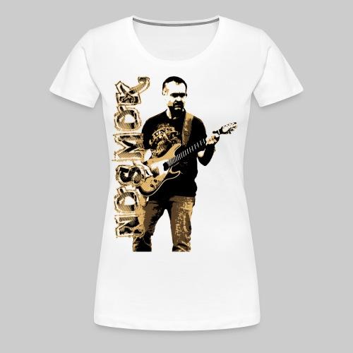 NoSMoK - Alain - Light - T-shirt Premium Femme