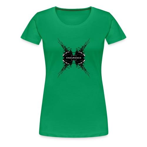 Endurance 1A - Women's Premium T-Shirt