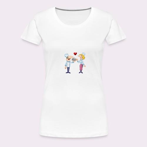cheffs - Camiseta premium mujer