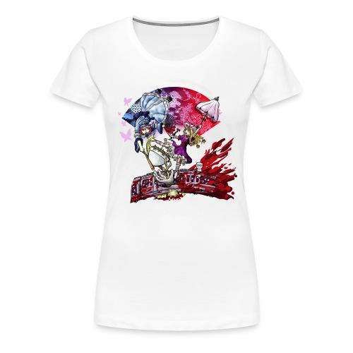 Karaté à mort - T-shirt Premium Femme