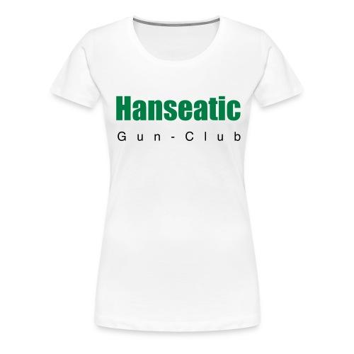 hgc alt gruensw - Frauen Premium T-Shirt