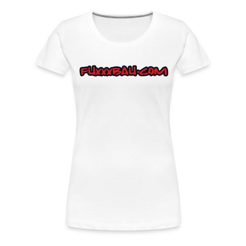fuxxxbau new - Frauen Premium T-Shirt