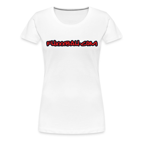 fuxxxbau new - Frauen Premium T-Shirt