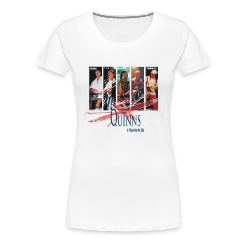 Motiv T Shirt jpg - Frauen Premium T-Shirt