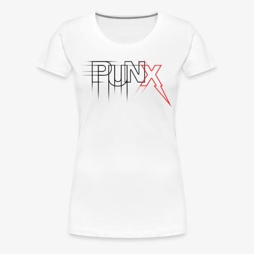 MOGUAI Logo PUNX 2 - Women's Premium T-Shirt