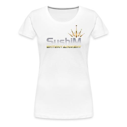 SushiM Logo Hi Res - Women's Premium T-Shirt
