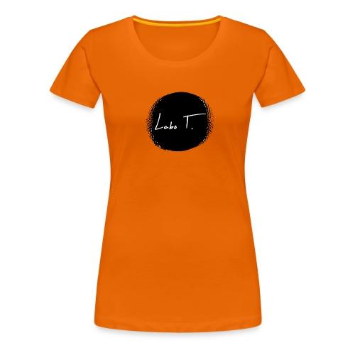 Logo Labo T. - T-shirt Premium Femme