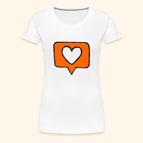 Like - Women's Premium T-Shirt