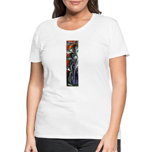TIAN GREEN Shirts Women - Flügel der Liebe - Frauen Premium T-Shirt
