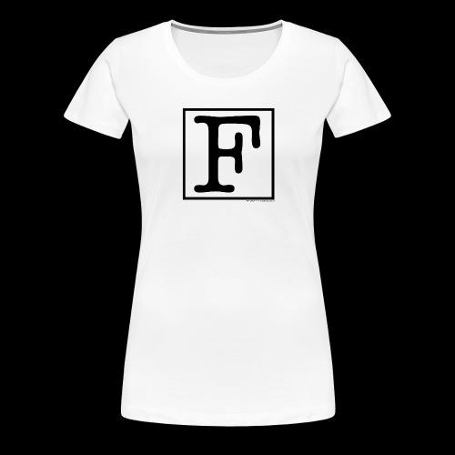 PressFforFrosty - Women's Premium T-Shirt