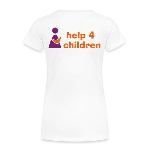 Kinder Premium Kapuzenjacke - Frauen Premium T-Shirt