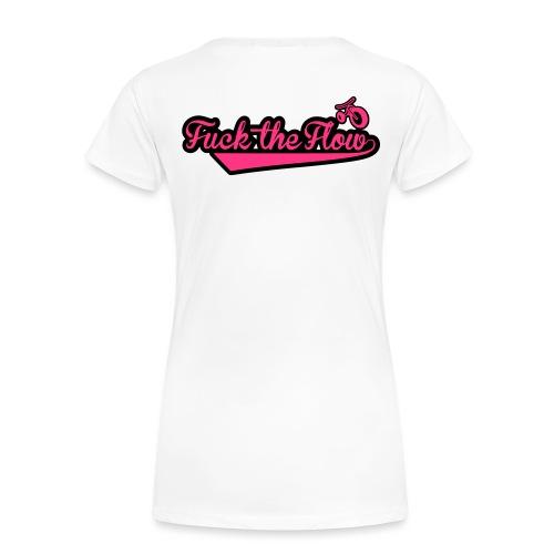 FTF TECHNICAL T-SHIRT - Maglietta Premium da donna