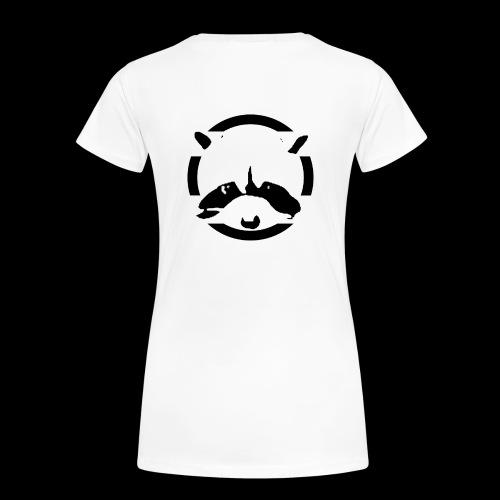 Racoon 2 - T-shirt Premium Femme