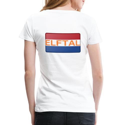 Holland Fanartikel - Frauen Premium T-Shirt