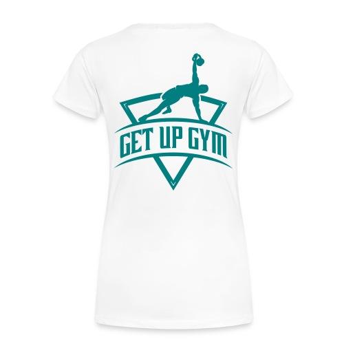 GetUpGymNoTagline - Frauen Premium T-Shirt