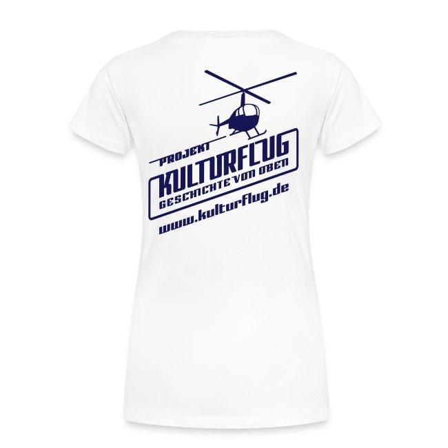 Kulturflug navy 28x28 www