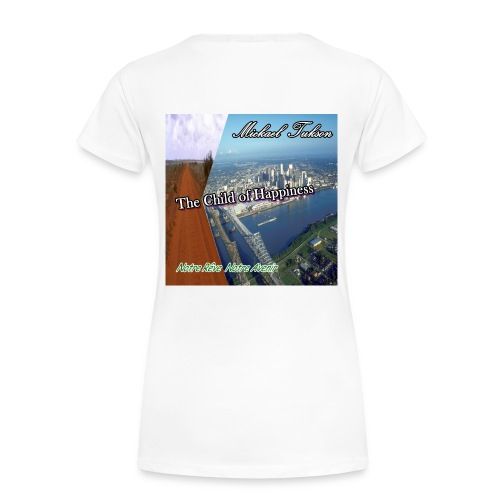 The Child of Happiness - T-shirt Premium Femme