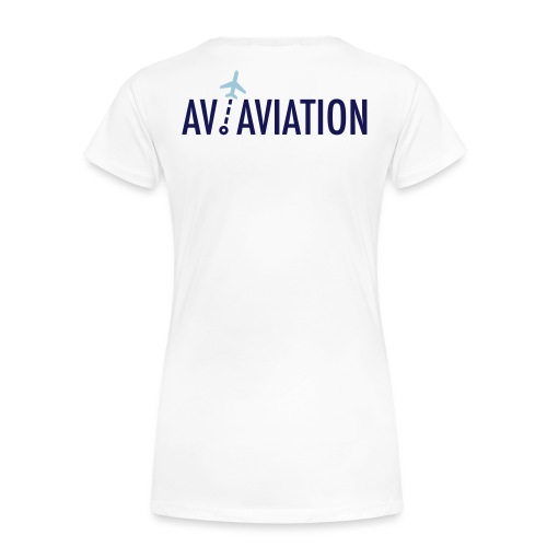Full Logo - Women's Premium T-Shirt