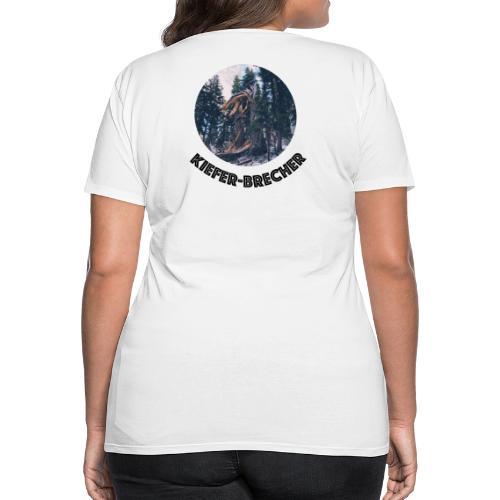 KIEFER SCHWARZ - Frauen Premium T-Shirt