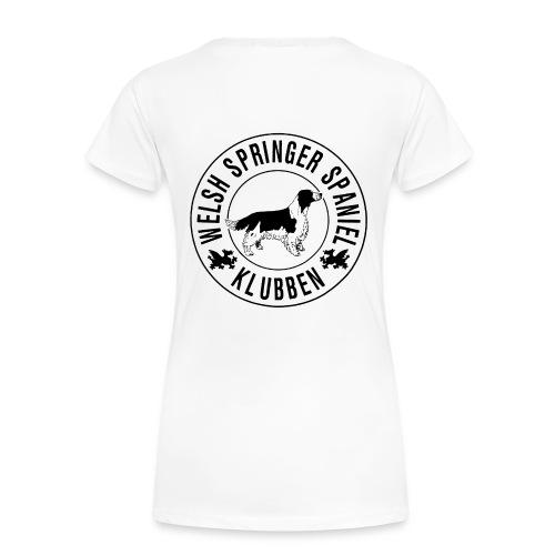 Originallogga - Premium-T-shirt dam