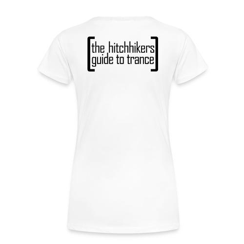 thgttblack - Frauen Premium T-Shirt