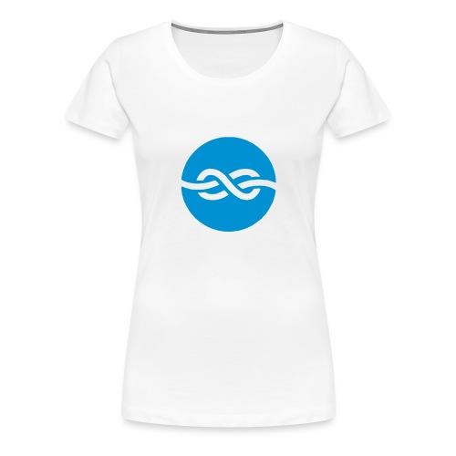 T1a_nicht ausgeschnitten - Frauen Premium T-Shirt