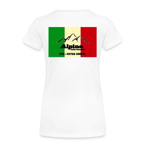 alphinos png - Women's Premium T-Shirt