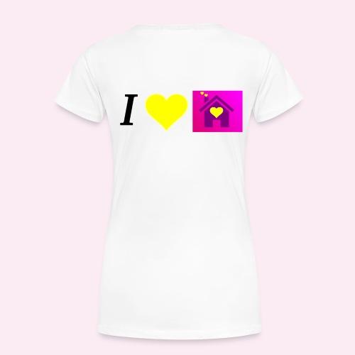 IILOVEB.SHOW - Women's Premium T-Shirt