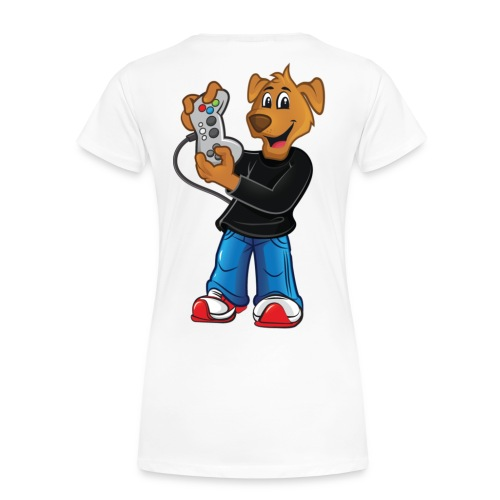 Provensis png - Dame premium T-shirt