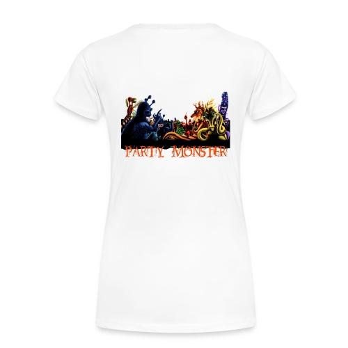 partymonster - Frauen Premium T-Shirt