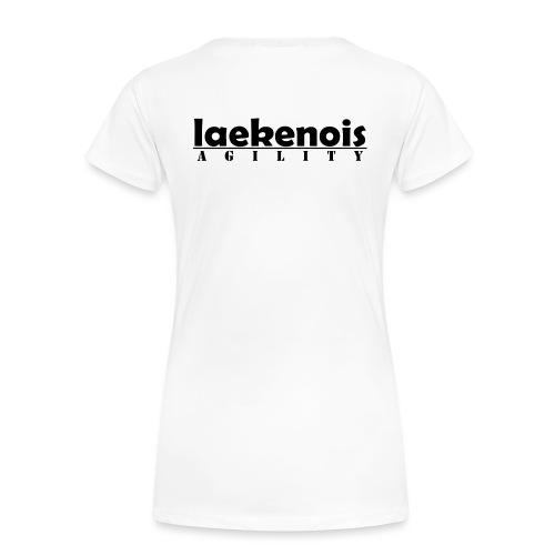 agility laek1 - T-shirt Premium Femme