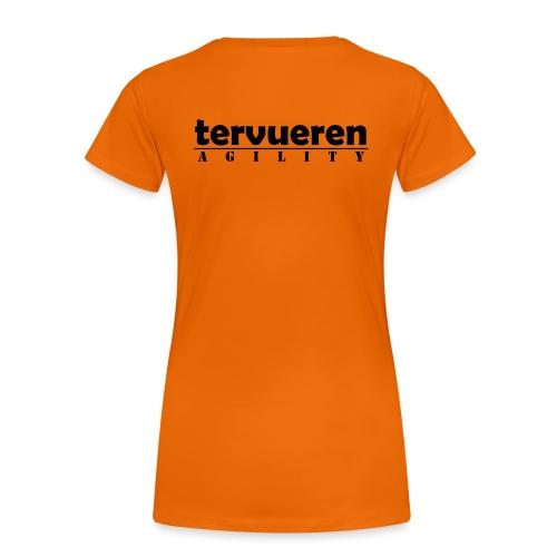 agility terv1 - T-shirt Premium Femme
