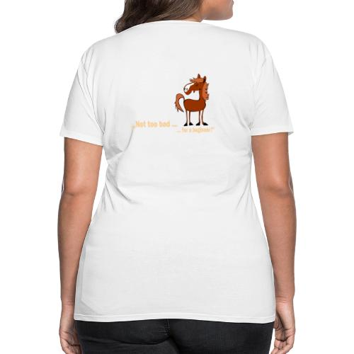 bad - Frauen Premium T-Shirt