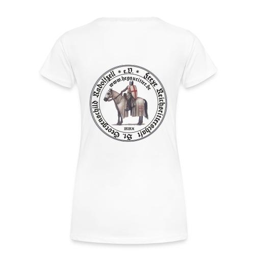 ritter gif - Frauen Premium T-Shirt