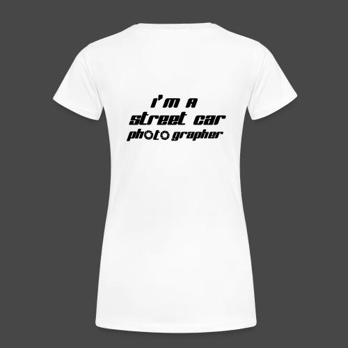 imastreetcarphotographer - Frauen Premium T-Shirt