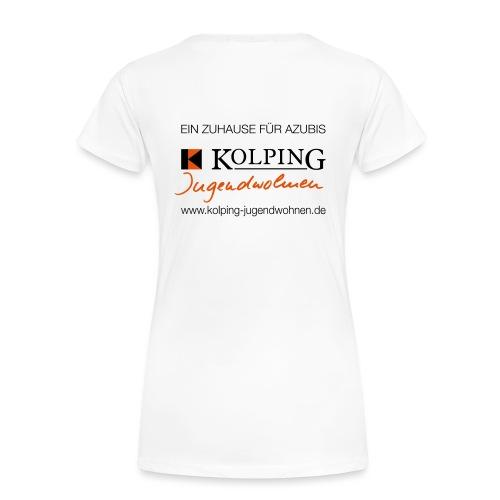 Ein Zuhause web - Frauen Premium T-Shirt